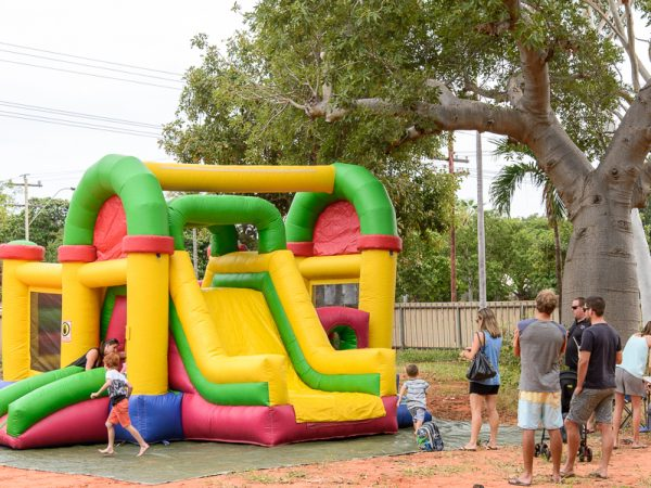 Bounce in Broome