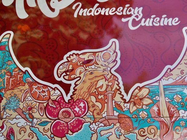 Indonesian Food by Maryani