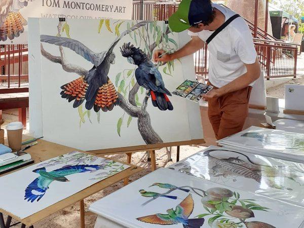 Tom Montgomery Art