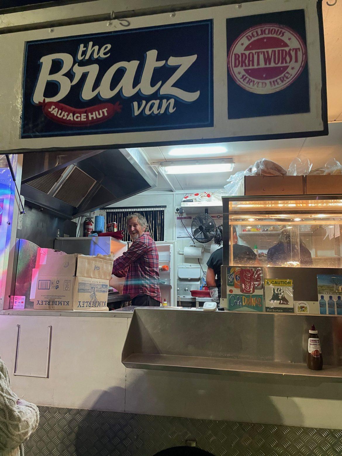 The Bratz Van